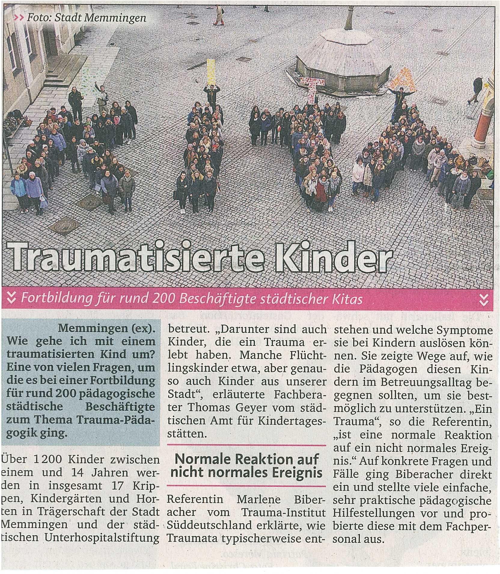Stadt Memmingen Wochenblatt 26.01.2017
